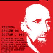 Tadeusz Szturm de Sztrem copy